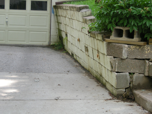 Solving problems affiliated with retaining walls for Walkout basement retaining walls