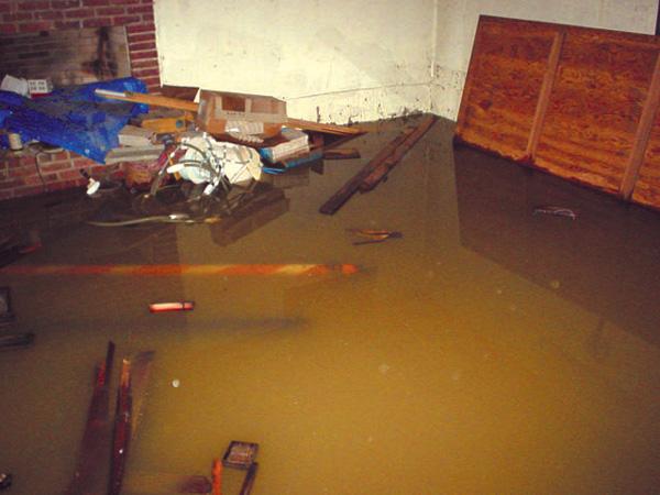 Basement Flooding Fayetteville Wilmington Jacksonville